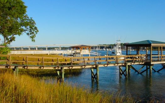 Waterfront Spanish Wells Plantation real estate