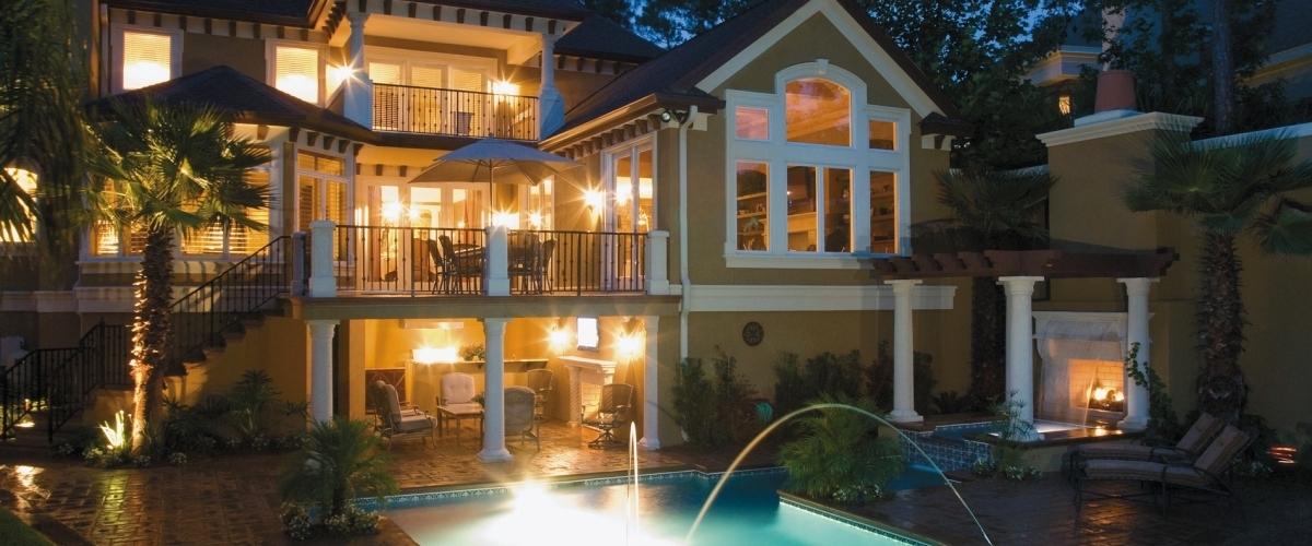 Luxury home on Hilton Head, SC