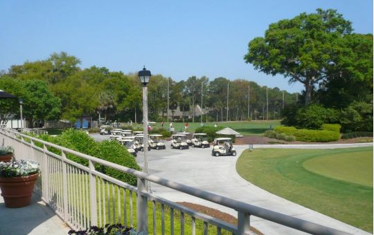 Retirement communities in Hilton Head Island