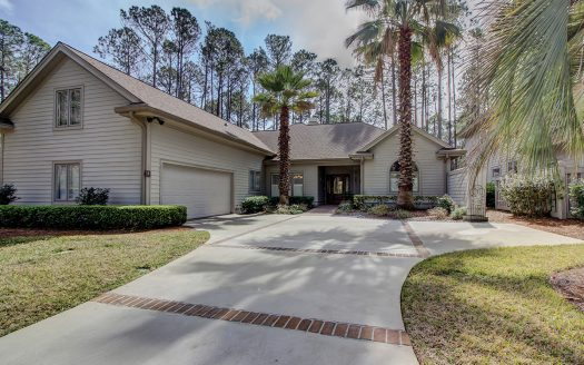 Hilton Head real estate at 7 Bobcat Lane