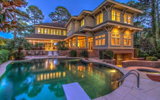 Hilton Head real estate at Sea Pines